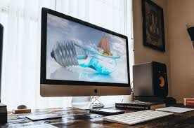Best office wallpapers Dark Night Surreal Wallpaper On Imac Screen In An Office Zonamayaxyz 11 Stunning Free Wallpaper Sites You Dont Want To Miss