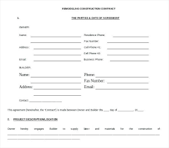 Consulting Contract Template Free Download Sub Consultant Agreement Template Or Sample Marketing