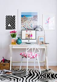 accessories home office tables chairs paintings. a slim desk fits perfectly in living room or bedroom no separate office needed dial up the color with fun prints and accessories home tables chairs paintings