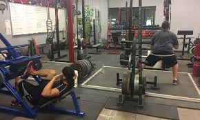 weight training planning semi private personal training