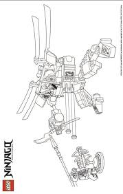 42 Coloring Pages Of Lego Ninjago On Kids N Funcouk On Kids N Fun