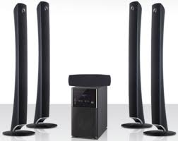 wireless home sound system. 5.1 ch home theater surround sound system with active bluetooth woofer speaker wireless t