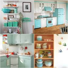 decorating ideas for kitchen. Interior Retroitchen Decorating Ideas Vintage On Pinterest Modern Kitchen · For L