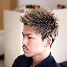 散り束ツイストネオウルフメンズ髪型 Lipps 吉祥寺mens