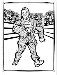 Small Picture I picked up the WWE Super Coloring Activity Book at the drug