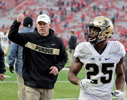Jeff Brohm Turned Down Louisville Because He Can Win At Purdue