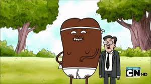 They ended up making a deal with the giant coffee bean and his translator to stay up late.this episode provides examples of: Best Regular Show Coffee Gifs Gfycat