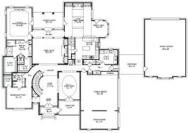 Simple 5 Bedroom House Plans 4 Bedroom 2 Bath Floor Plans Simple Bedroom 4  5 Bath .