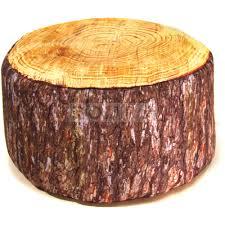 Tree Stump Seats Tree Stump Beanbag Seats Set Of 4 Snoezelenar Multi Sensory