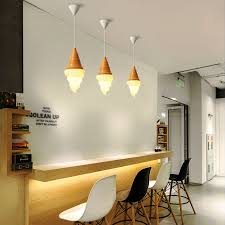 novelty pendant light ice cream bedroom attractive led atmosphere pendant lighting for dining room book reading