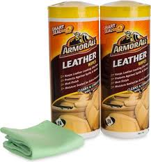 armor all leather care wipes 20 piece pack