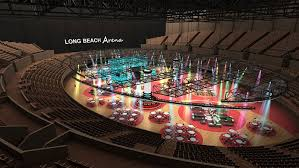 Long Beach Arena Seating Chart Long Beach Convention Center Hotels Best Western Of Long