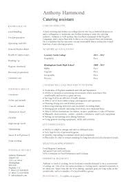 Resume For High School Student With No Work Experience Amazing Sample Resume Template For High School Student With No Job