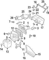 parts com® subaru b9 tribeca engine trans mounting oem parts diagrams 2006 subaru b9 tribeca base h6 3 0 liter gas engine trans mounting