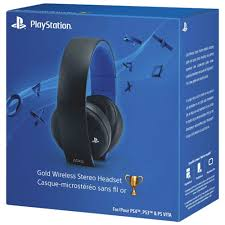sony gold wireless headset. playstation 4 gold wireless stereo headset : gaming console headsets - best buy canada sony