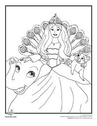 Small Picture Free Printable Barbie Coloring Pages For Girls Just Colorings