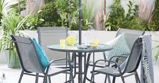 aldi s a six piece patio set that s
