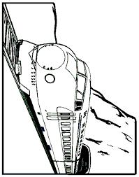 Disegni Di Treni Da Colorare E Stampare E Disegnare Az Colorare