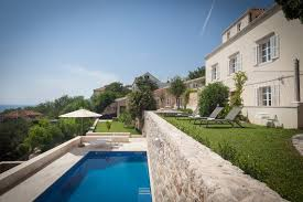 Private accommodation - Luxury Villa Dubrovnik Heaven with pool ...