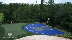 backyard ideas basketball court. backyard impressive ideas basketball court installation beauteous versa tile the putting green company of long island e