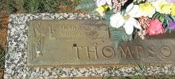 Horace Aman Thompson (1900-1976) - Find A Grave Memorial