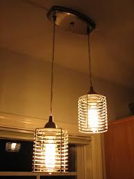 pendant lighting fixture. ikea bathroom metal baskets spray paint pendant light fixture and dremel rotary cutting lighting
