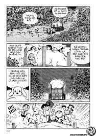 Doremon Truyện Dài - Tập 3: Pho tượng thần khổng lồ - Phần 4