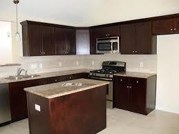Kitchen Cabinets Houston Tx Dark Mahogany Kitchen Cabinets Quicuacom