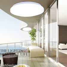 Modern bright living room Couch Image Is Loading 18wmodernbrightledceilinglightroundflush Ebay 18w Modern Bright Led Ceiling Light Round Flush Mount Fixture Lamp