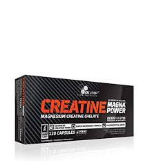 Magna Power Battery Application Chart Amazon Com Creatine Magna Power 120 Mega Caps By Olimp