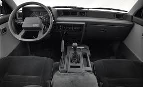 Name That Shifter, No. 49: 1984 Toyota Van | Car and Driver Blog