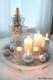 25 unique silver christmas decorations ideas