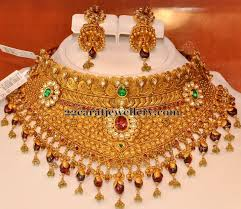 khazana s jhumkas and necklace