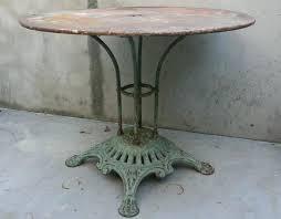 antiques atlas cast iron antique garden furniture french metal