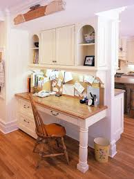 Superb Desk In Kitchen On Home Design Ideas Pictures Remodel And Decor