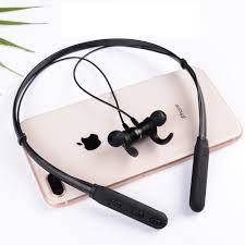 Tai Nghe Bluetooth 5.0 Chống Nước, Chống Mồ Hôi Phù Hợp Khi Chơi Thể Thao,  Vận Động - Tai nghe Bluetooth nhét Tai Thương hiệu OEM