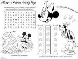 Small Picture Coloring Pages Disney Easter Coloring Pages