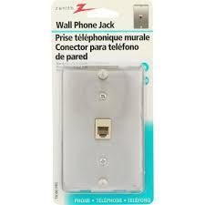 zenith universal phone wall jack
