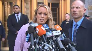 Image result for stormy daniels courthouse new york