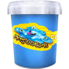 """<b>Слайм</b> """"<b>Monster's</b> Slime"""", голубой – купить по цене 83 руб. в ..."""