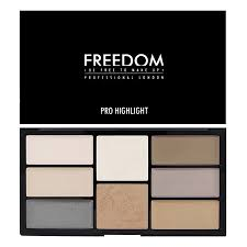 freedom makeup london pro highlight palette to view a larger image