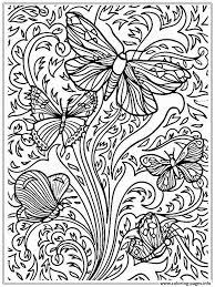 Small Picture Happy Free Printable Coloring Pages For Adults Only 5 7546 New
