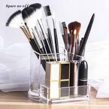 acrylic makeup brush storage nz clear makeup brush kit holder organizer clear acrylic makeup brush