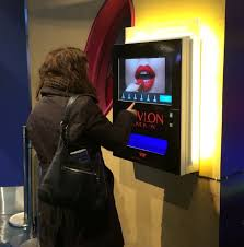 Vengo Vending Machine Classy Revlon's 'love'ly Cinema Play Media In Canada