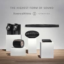 B&W Formation - новая серия беспроводной акустики - Alef-Elektro