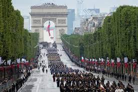 France's Bastille Day Celebration ...