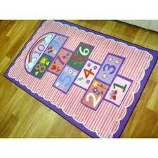 floor mats for kids.  Mats Childrens Kids Activity Hopscotch Play Mats 100x150CM For Floor A