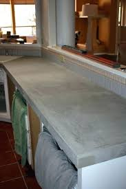concrete countertop vs granite concrete vs granite stunning on for