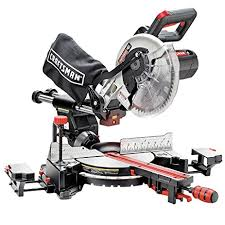 craftsman sliding miter saw. craftsman 10\u0026quot; single bevel sliding compound miter saw e