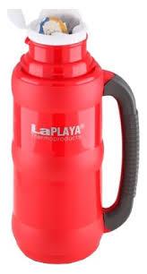 Купить Классический <b>термос LaPlaya</b> Traditional <b>Glass</b> (1 л) red по ...